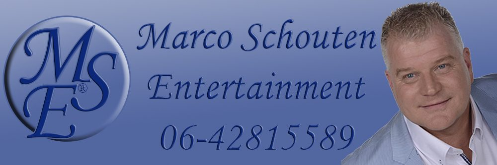 Marco Schouten Entertainment